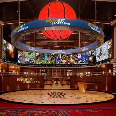 WynnBET Sports Bar at Encore Boston Harbor Now Open