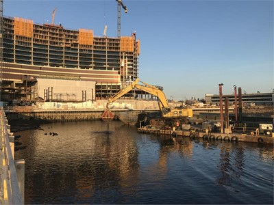 Encore Boston Harbor - Construction