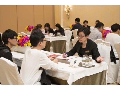 Wynn Macau's First Quarter Local SME Procurement Partnership Program Business Matching Session Compl