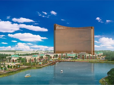 Encore Boston Harbor Day