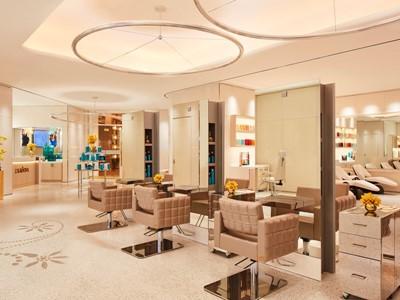 The Salon Interior by Roger Davies