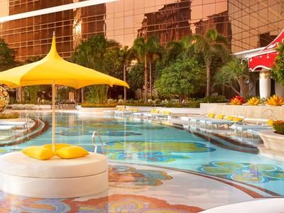 Wynn Palace Pool Close Up_Barbara Kraft