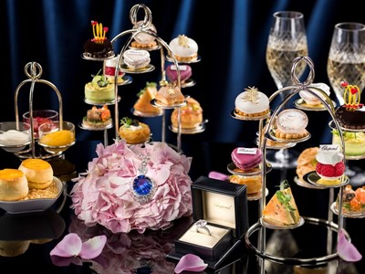 Wynn and Chopard Present an Exclusive Diamond Afternoon Tea