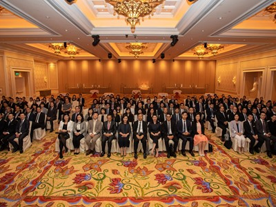 150 Wynn team members attend the explanatory session delivered by the DICJ