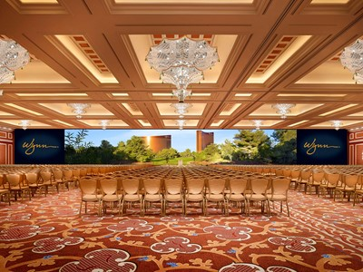 Wynn South Conventions- Cristal Ballroom