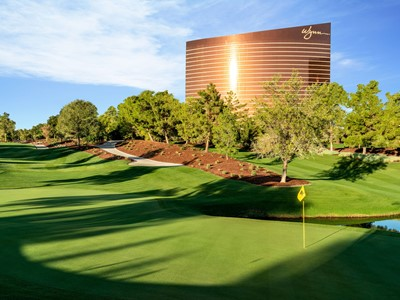 Wynn Golf Club- Hole 5 Tower