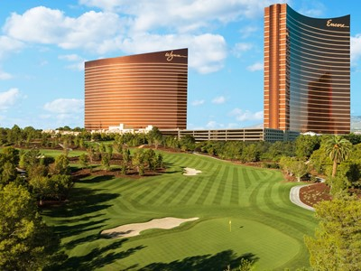 Wynn Golf Club- Hole 1