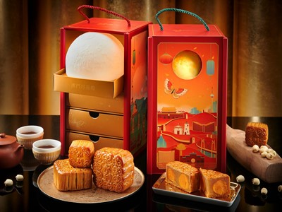 Wynn Mooncake Boxes