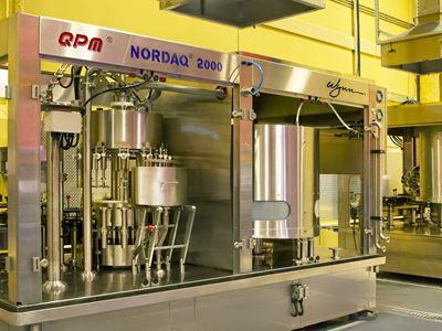 Nordaq 2000 Refilling System