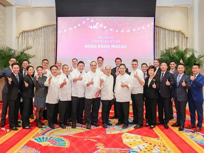 Wynn achieves the most Michelin stars and the most Michelin-starred restaurants in Macau