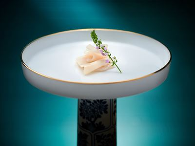Golden Flower at Wynn Macau Welcomes Up and Coming Young Chef Zhang Zhi Cheng