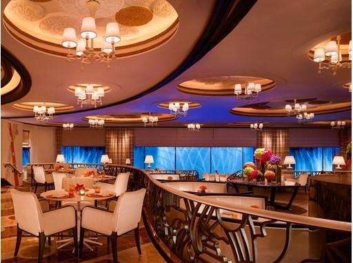 il Teatro -  Main Dining Room  by Barbara Kraft