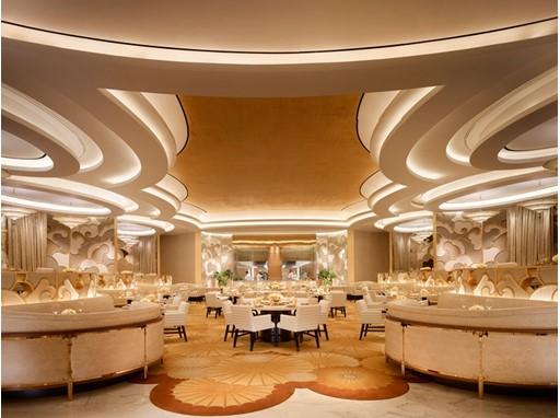 Wynn Palace Andreas Main Dining by Barbara Kraft