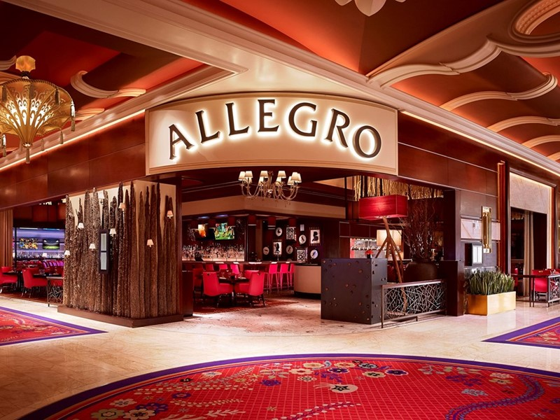 Allegro - Exterior