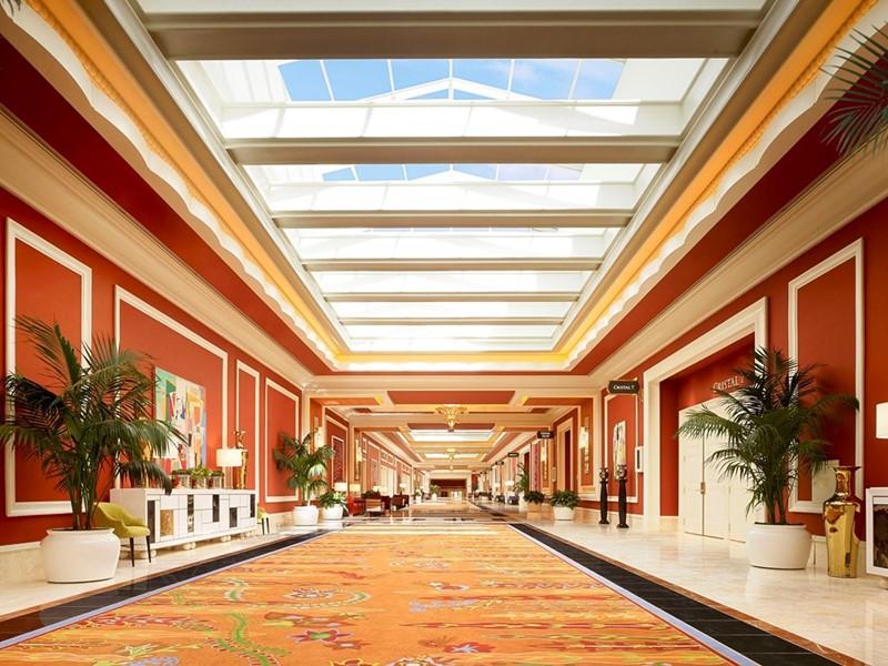 Wynn South Conventions- Skylights