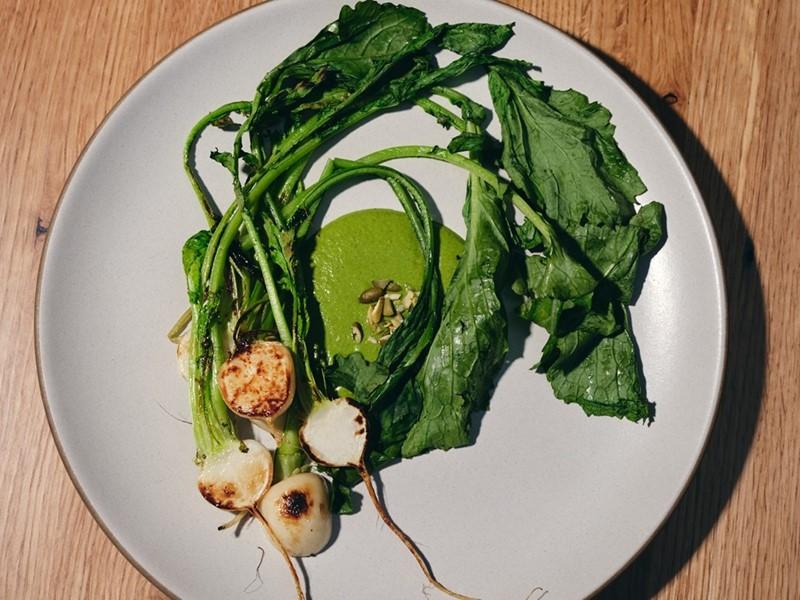 Elio - Green Mole