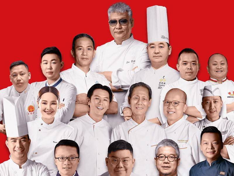 Wynn invites China's leading chefs to exchange ideas and demonstrate their skills at this year's Wynn Guest Chef Series