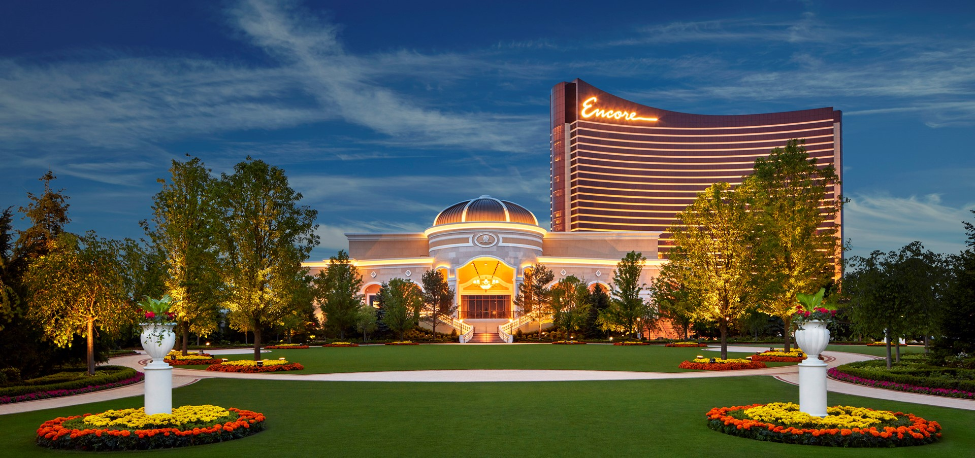 Encore Boston Harbor Now Open