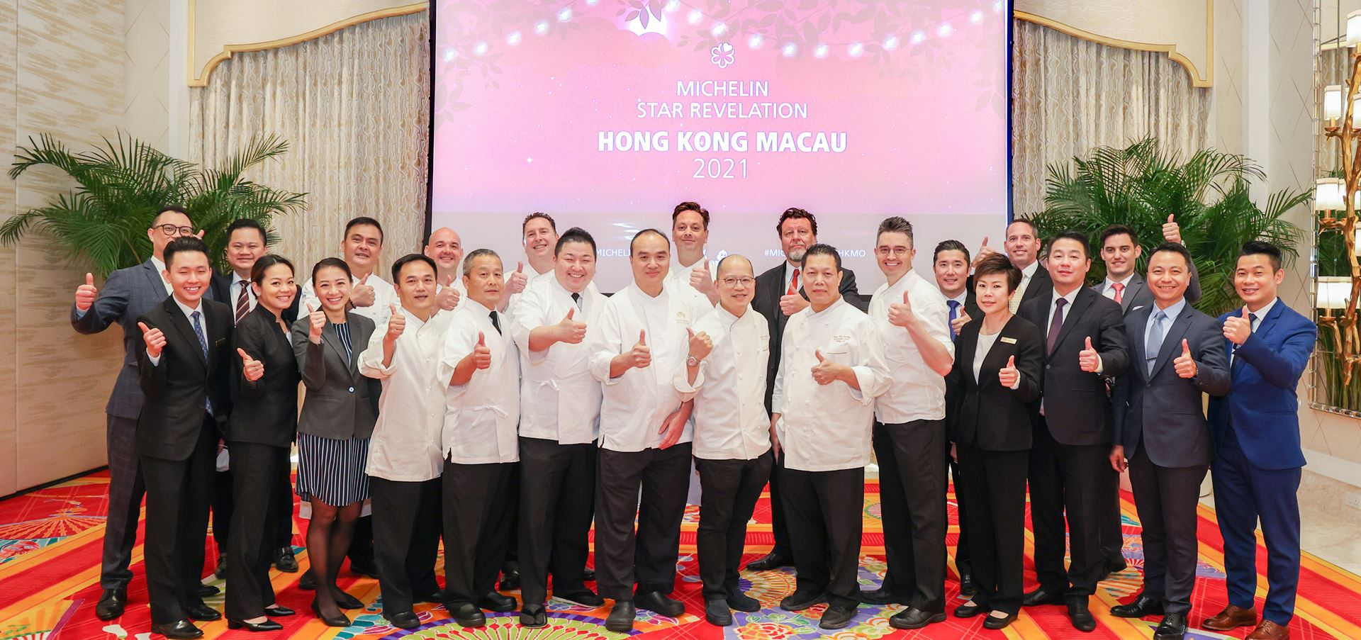 Wynn Achieves the Most Michelin Stars and the Most Michelin-