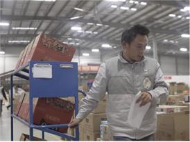 Broll Handout: Warehouses in China Prepare for 11.11 Global Shopping Festival