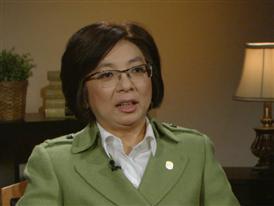 Rosemary Tan, Entrepreneurs' Organization Global Chairman