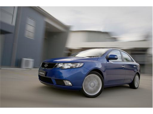 All-new Kia Cerato (Forte)