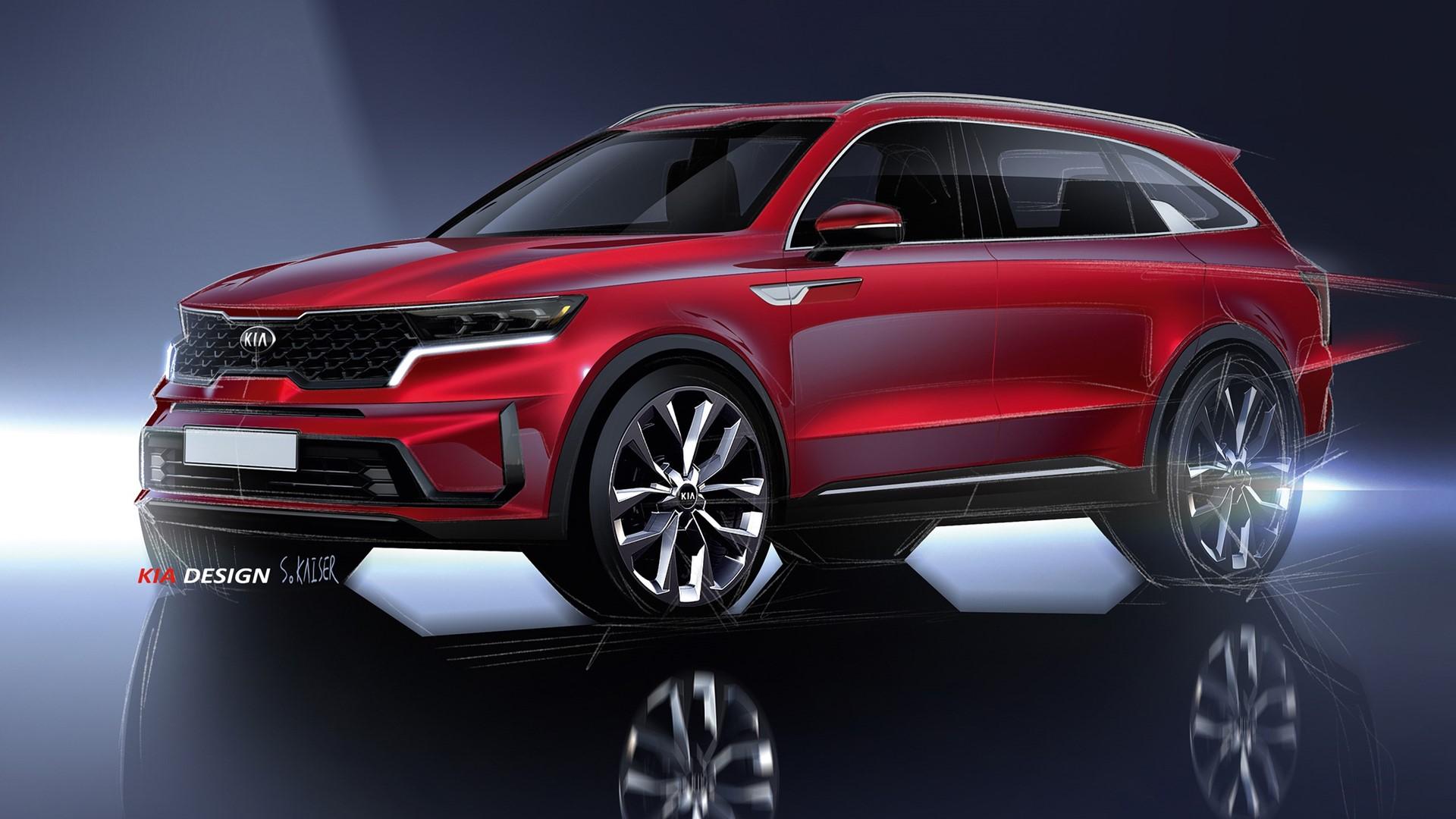 Powerful, progressive and versatile: the new Kia Sorento - Image 7