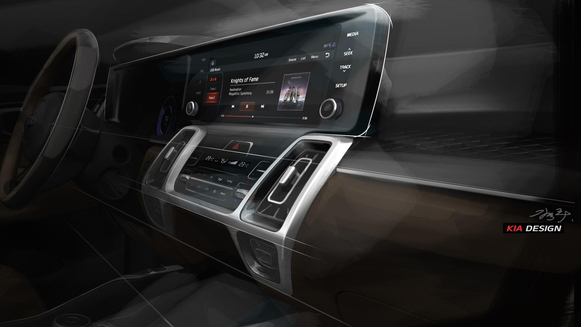 Powerful, progressive and versatile: the new Kia Sorento - Image 1