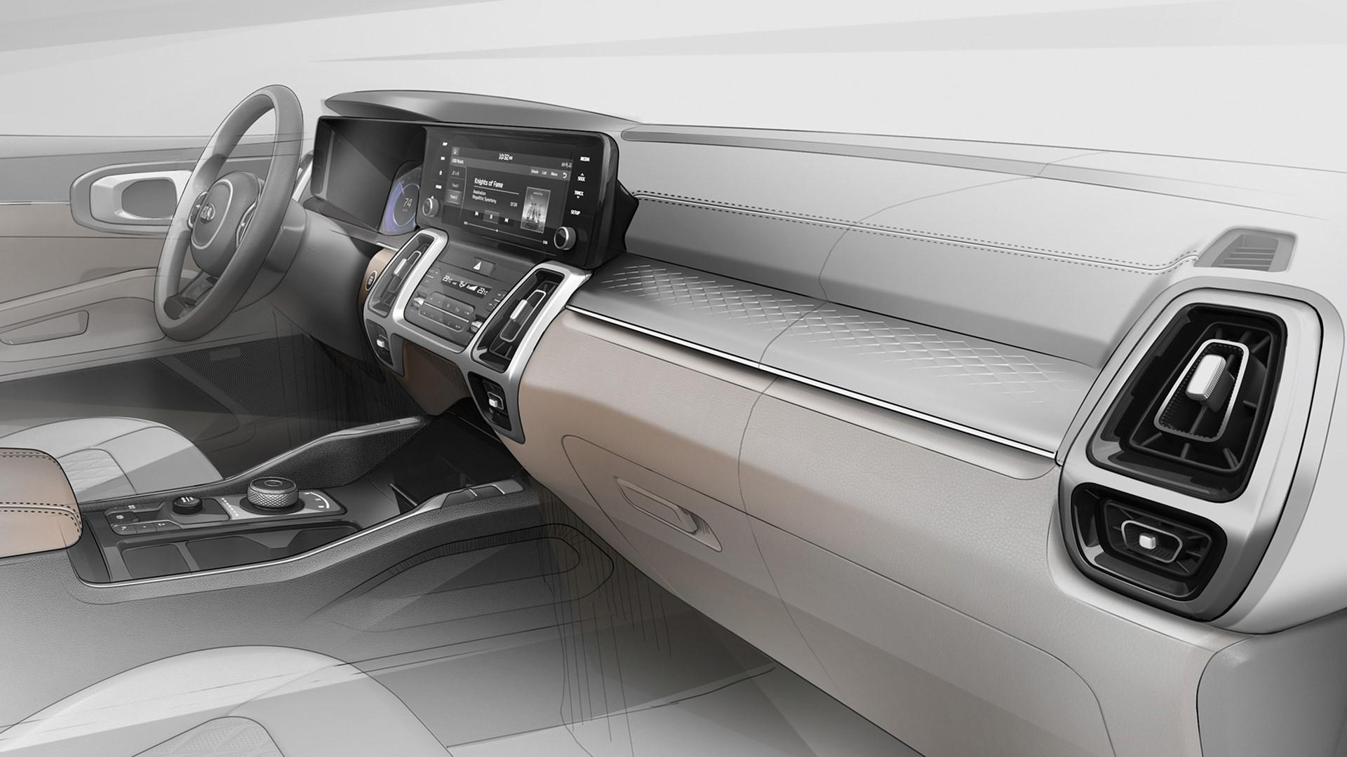 Powerful, progressive and versatile: the new Kia Sorento - Image 3
