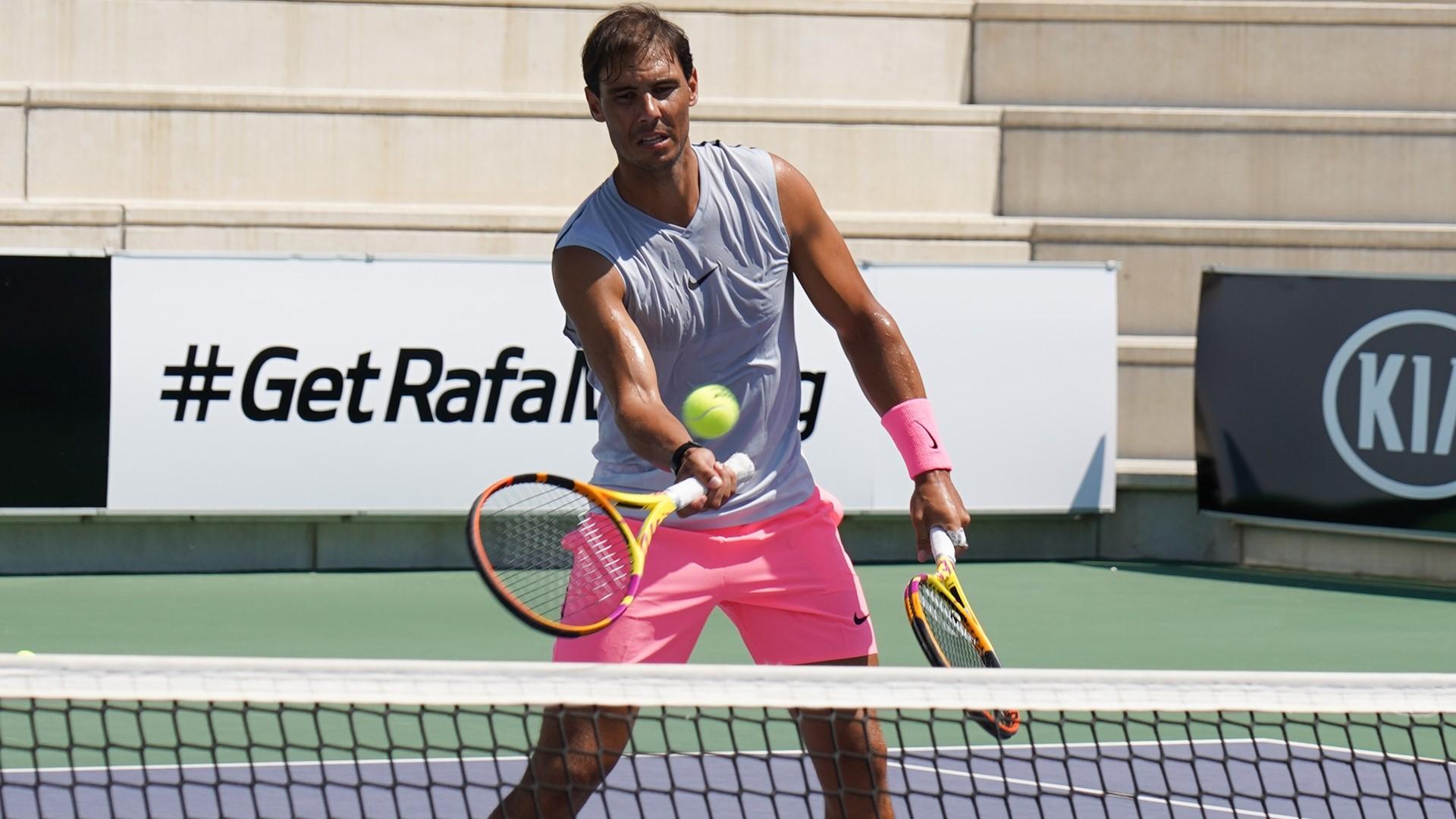 Kia and Rafael Nadal extend brand ambassador partnership in live-stream training session - Image 1