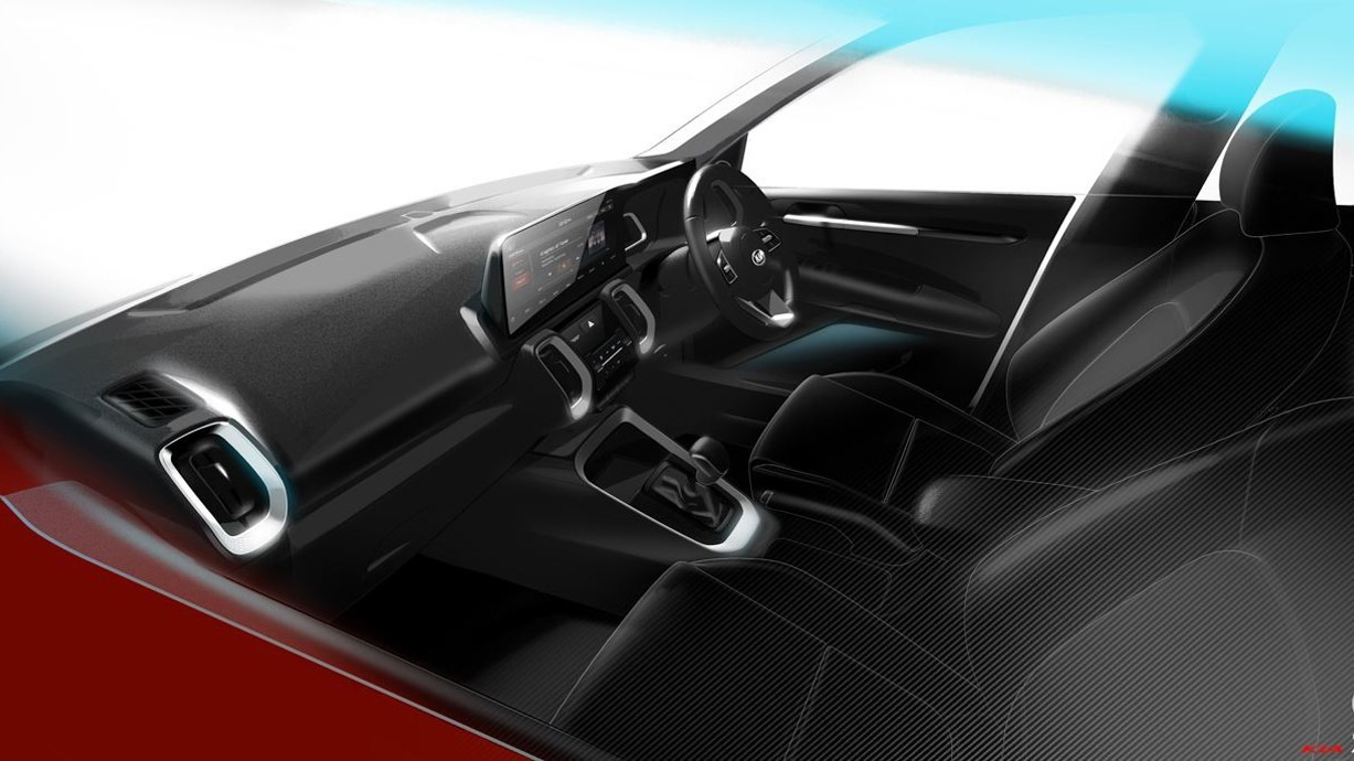 Kia Motors India releases official images of all-new Kia Sonet - Image 1