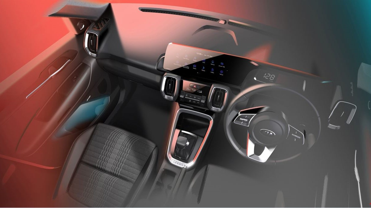 Kia Motors India releases official images of all-new Kia Sonet - Image 2