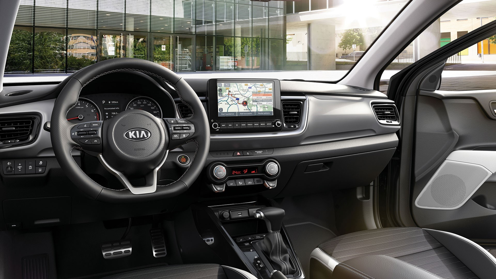 Mild-hybrid power, connectivity and new driver assistance tech for upgraded Kia Stonic - Image 1