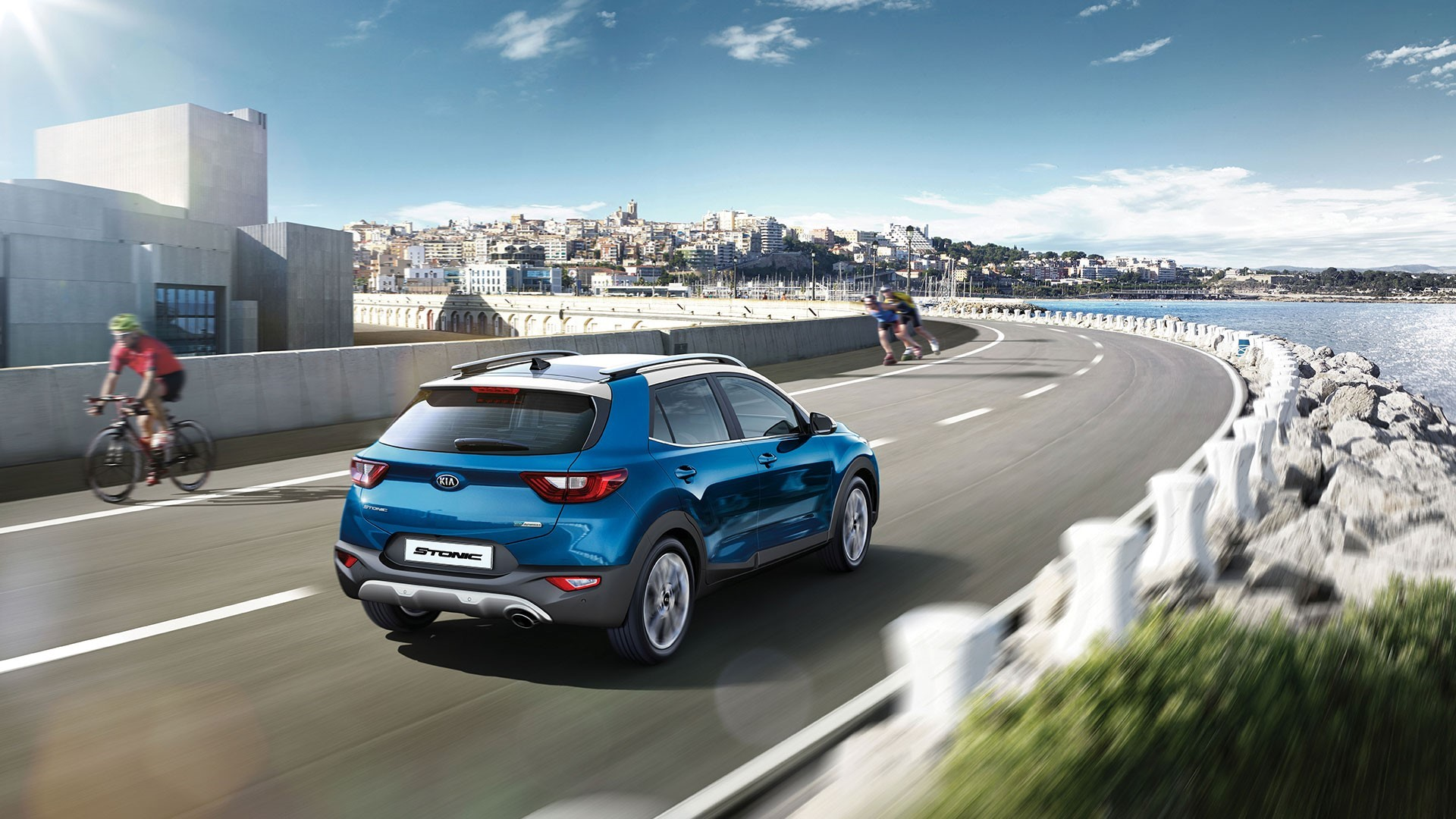 Mild-hybrid power, connectivity and new driver assistance tech for upgraded Kia Stonic - Image 5