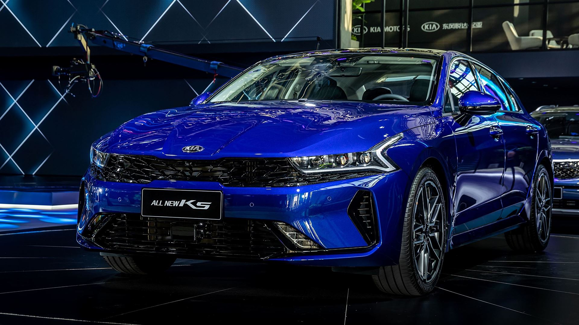 Kia Motors reveals new K5 and Carnival at Auto China 2020 - Image 2