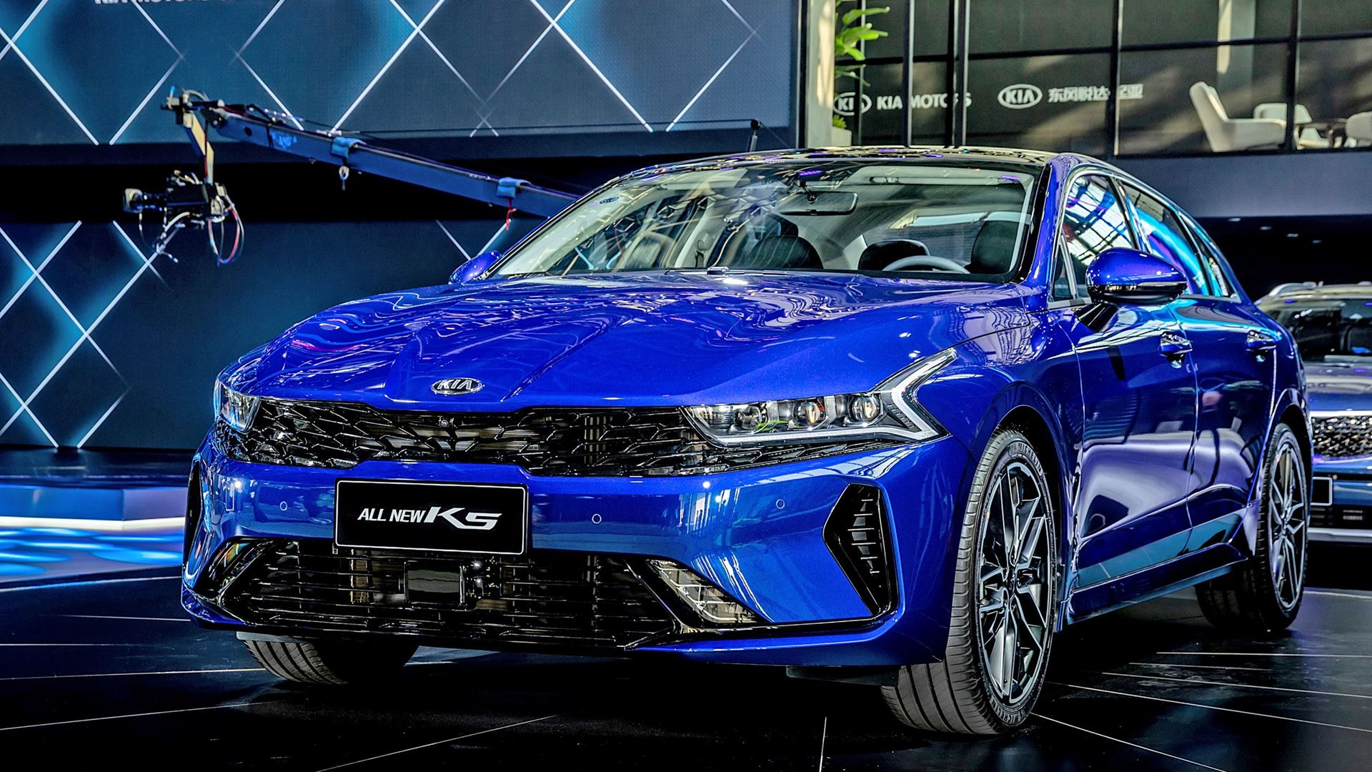 Kia Motors reveals new K5 and Carnival at Auto China 2020 - Image 3