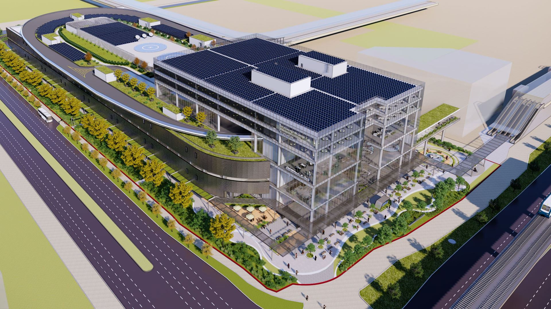 New Hyundai Motor Group Innovation Center in Singapore to Transform Customer Experience through Future Mobility R&D - Image 2
