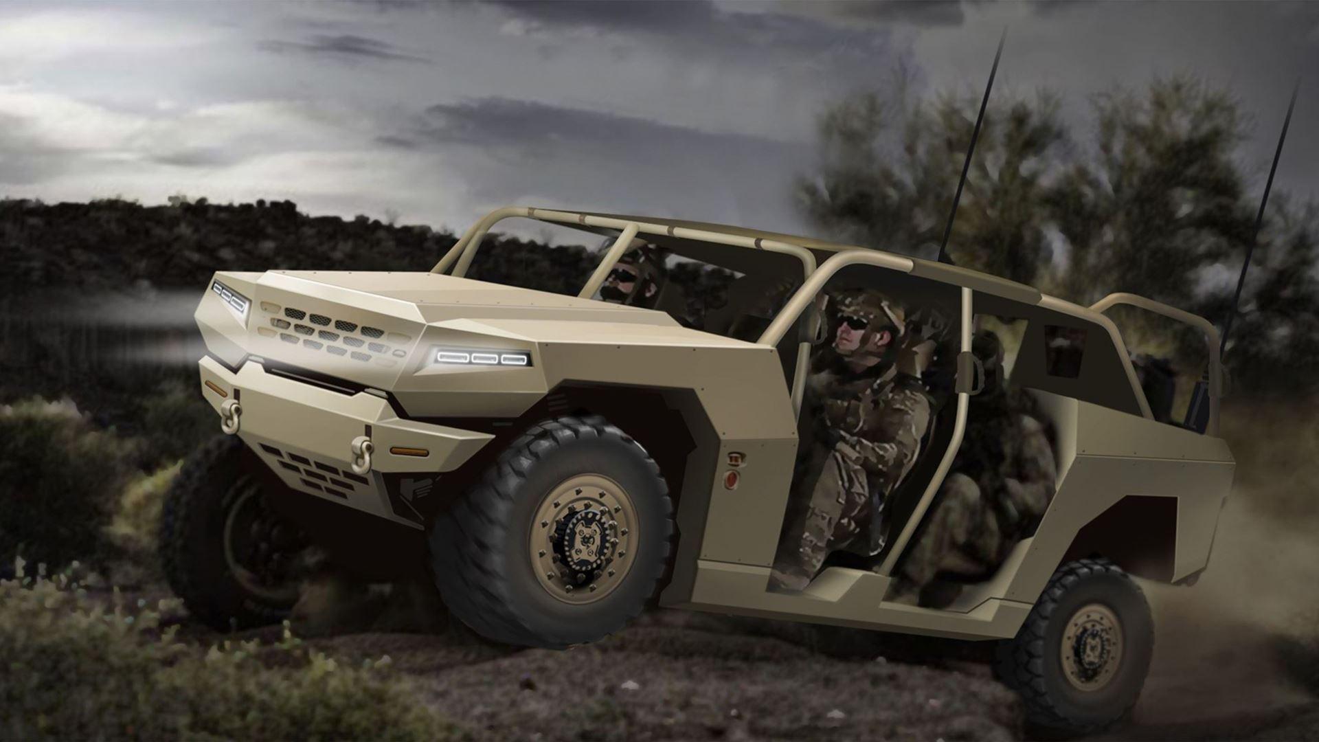 Kia Motors accelerates development of combat vehicles with new military standard platform - Image 1