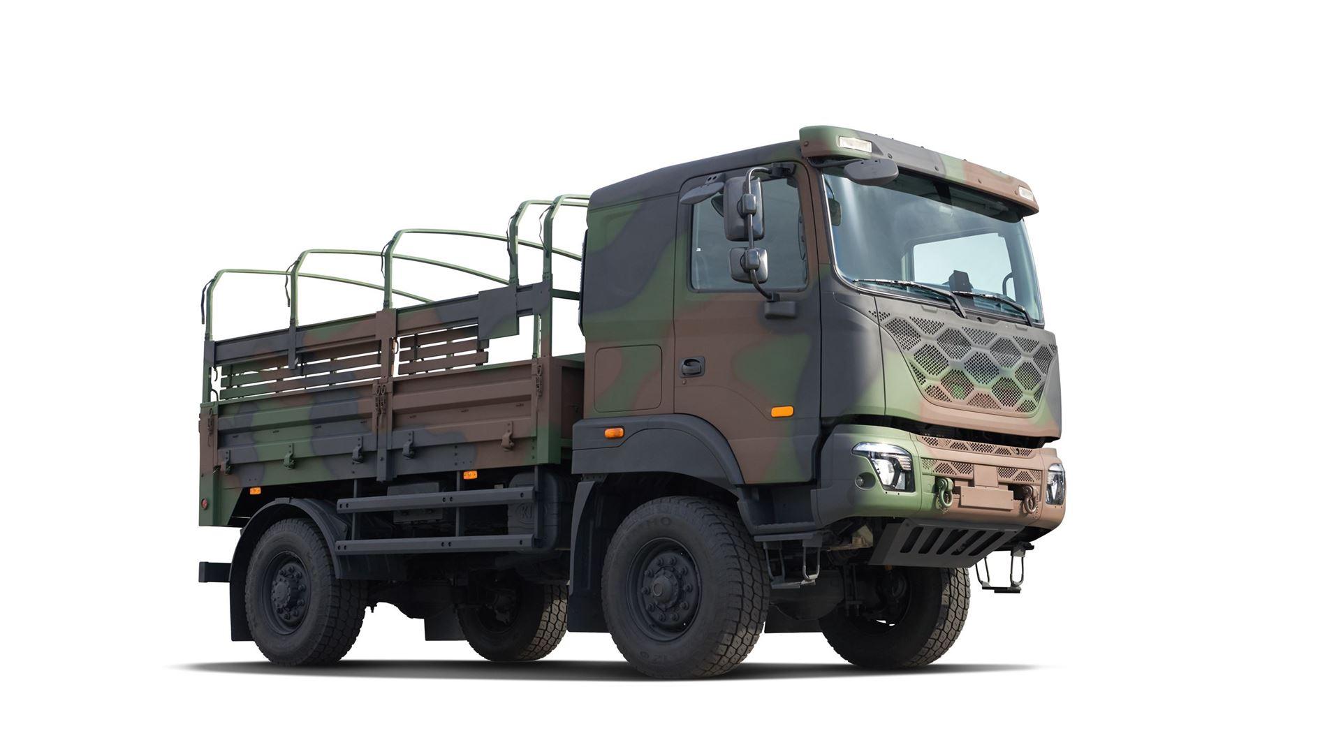 Kia Motors accelerates development of combat vehicles with new military standard platform - Image 2