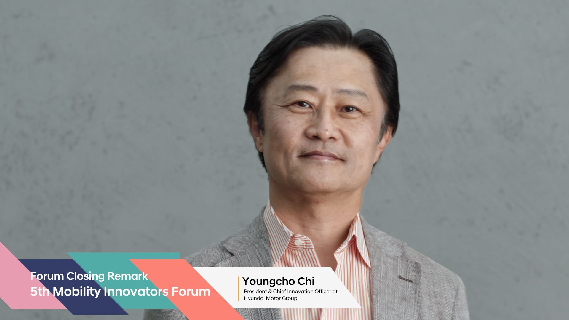 Hyundai CRADLE's MIF 2020 Brings Innovators Together for Virtual Forum on the Future of Mobility - Image 3