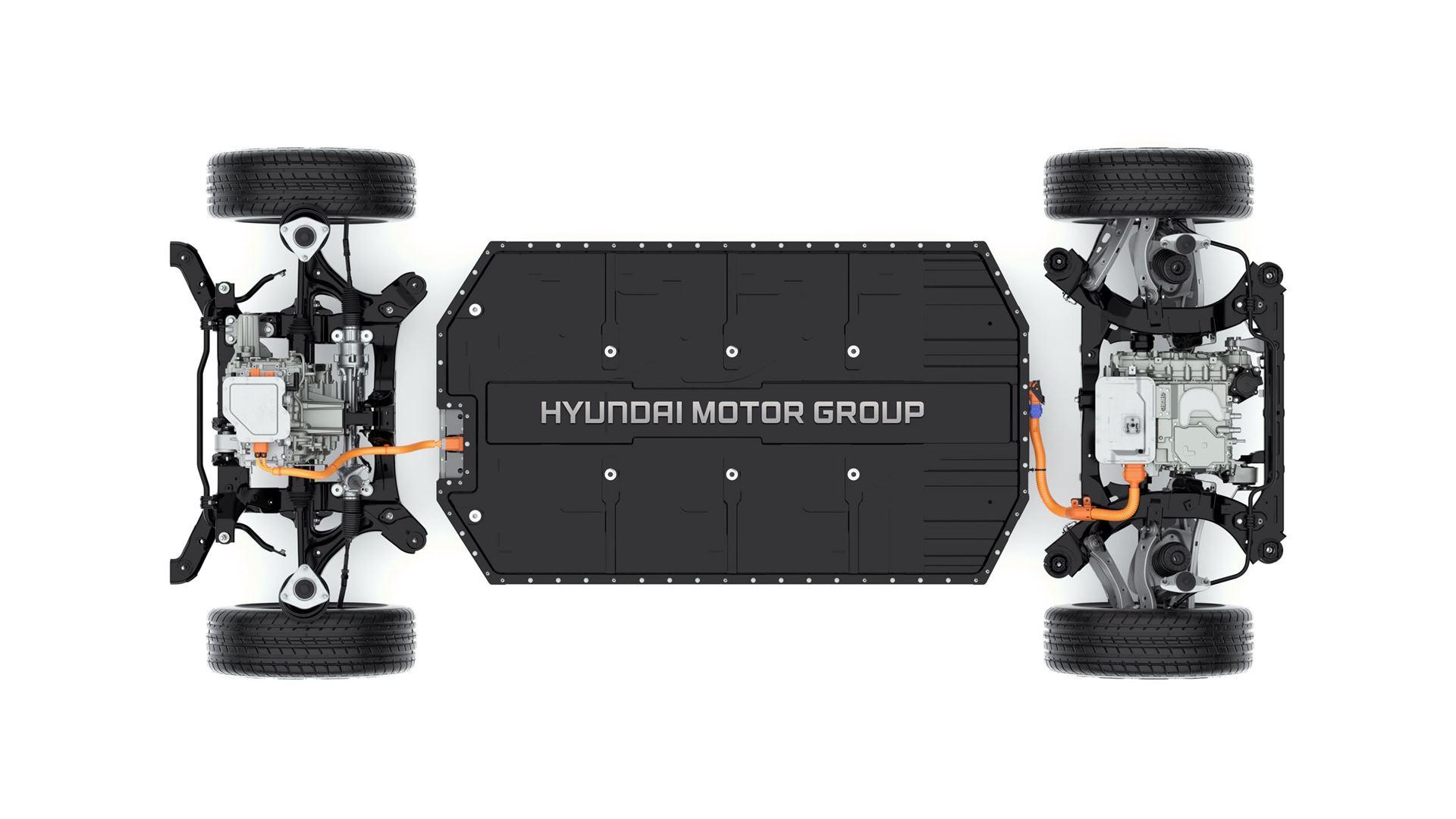 Hyundai Motor Group to Lead Charge into Electric Era with Dedicated EV Platform 'E-GMP' - Image 7