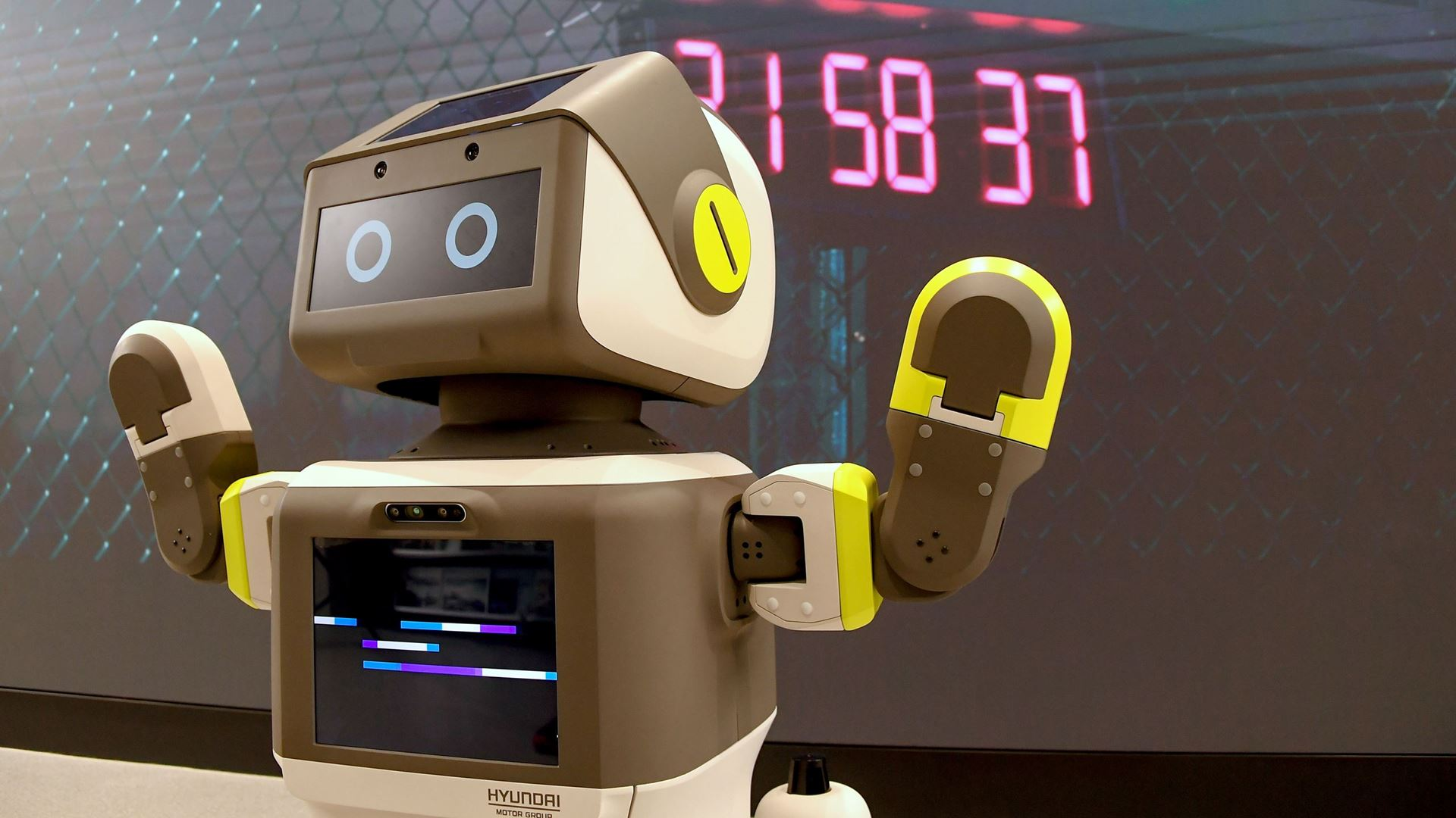Hyundai Motor Group Introduces Advanced Humanoid Robot 'DAL-e' for Automated Customer Services - Image 5
