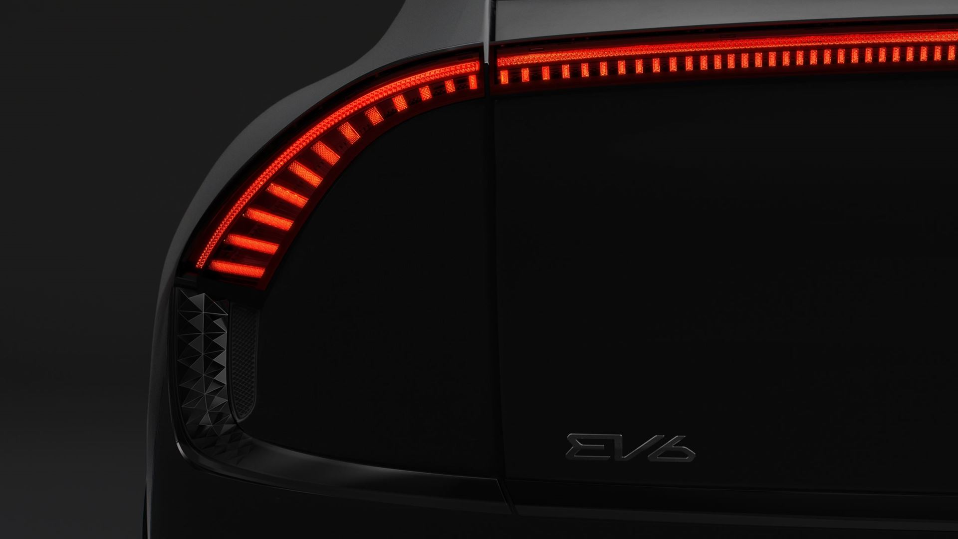 Kia teases EV6, its first dedicated EV - Image 1