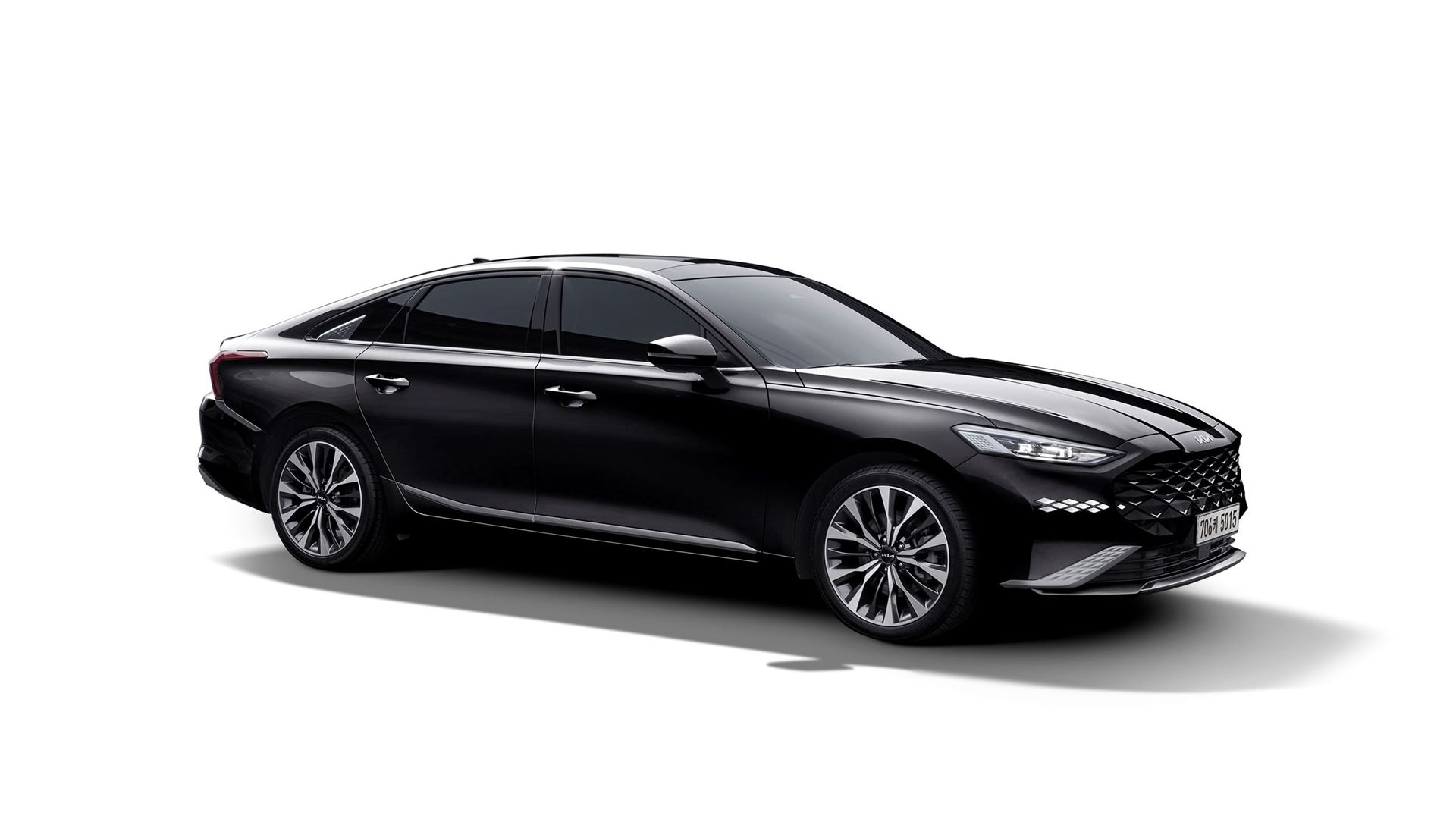 The high-tech Kia K8 reimagines and transforms the sedan class - Image 5