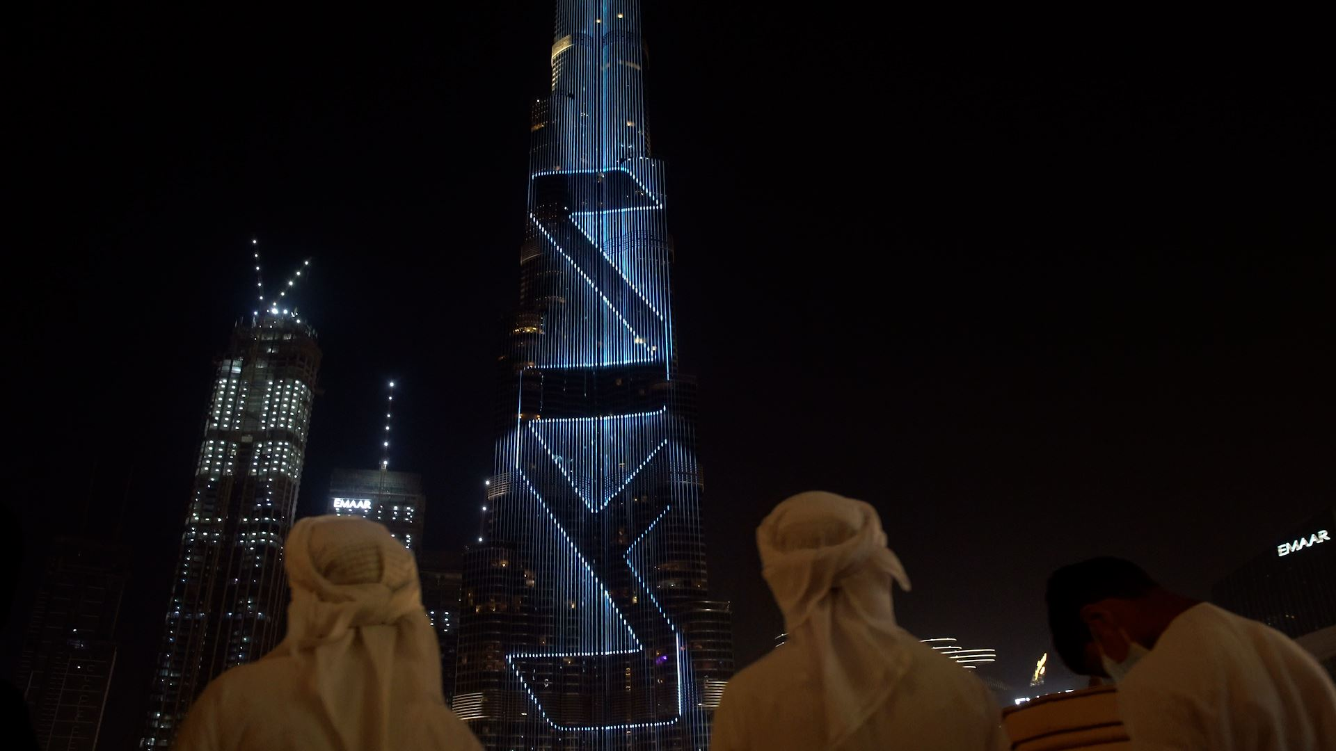 Kia celebrates its brand transformation in the Middle East with spectacular LED show - Image 1