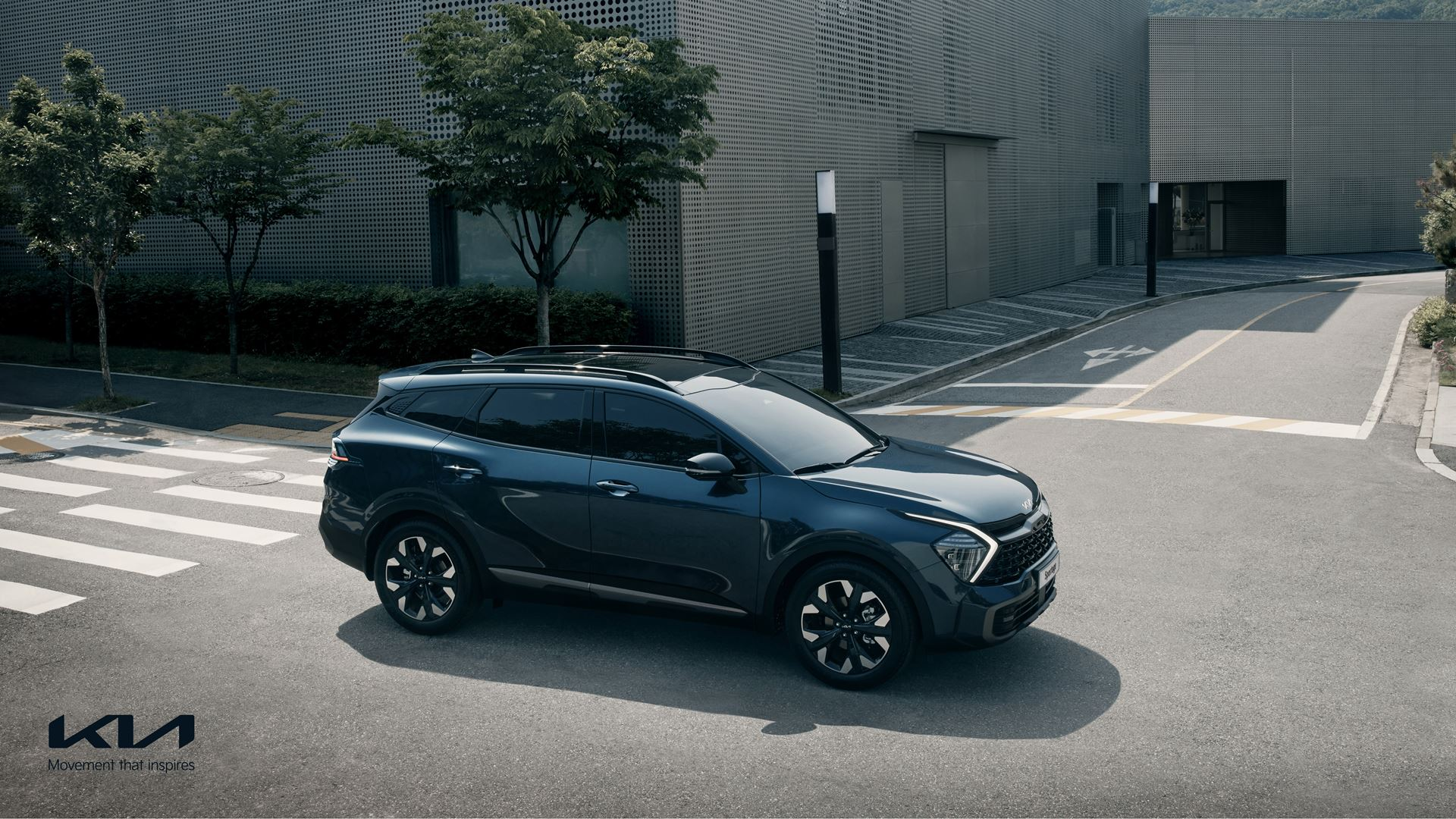 The all-new Kia Sportage sets new standards with inspiring SUV design - Image 3