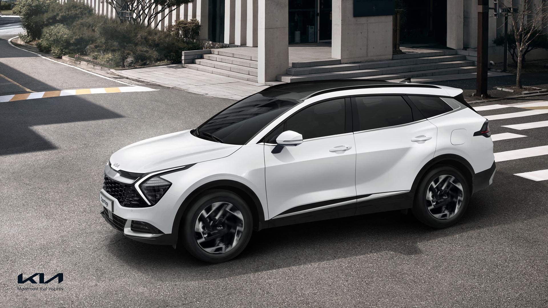 Kia presents all-new Sportage, the ultimate urban SUV - Image 5