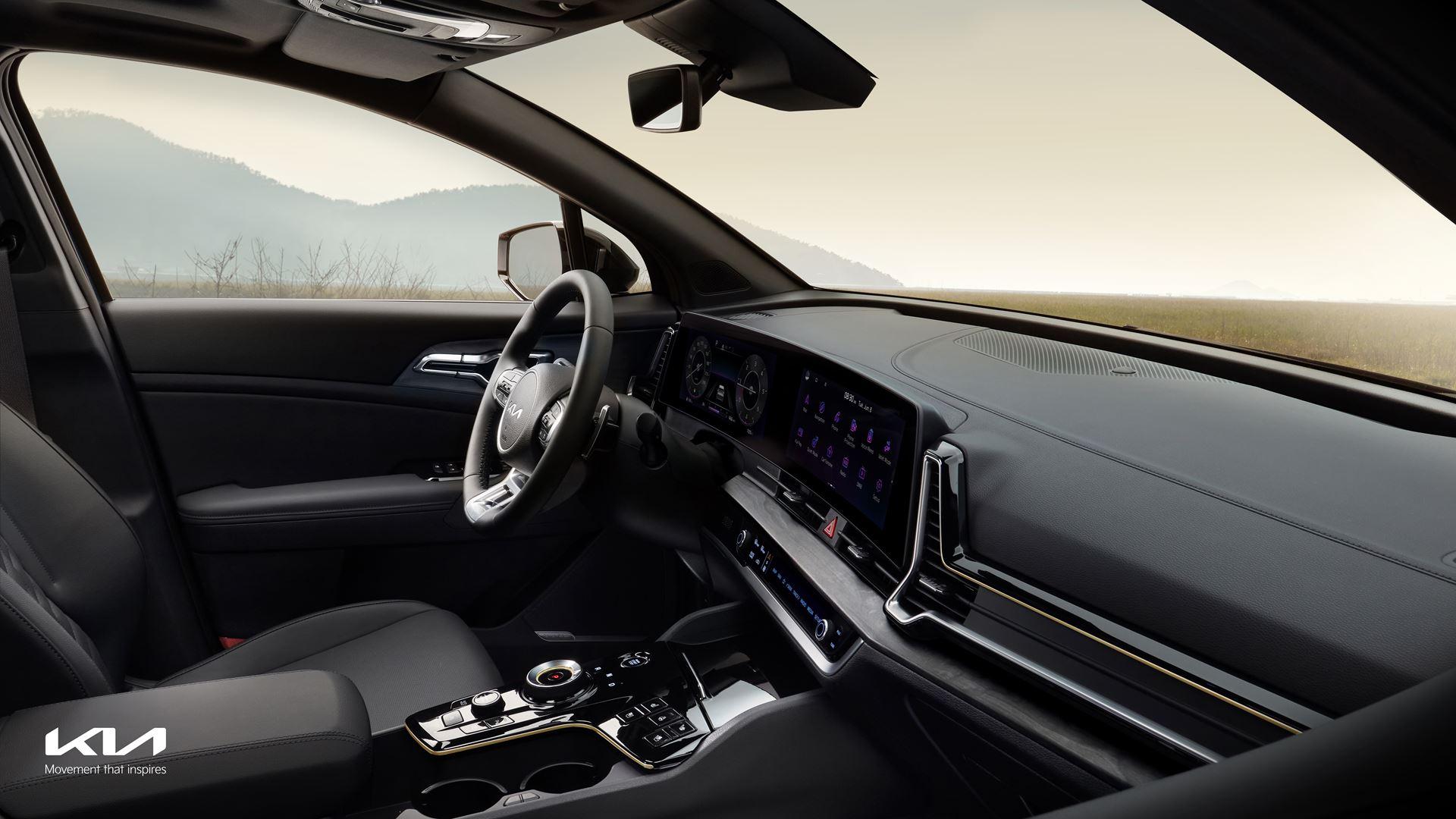 Kia presents all-new Sportage, the ultimate urban SUV - Image 1