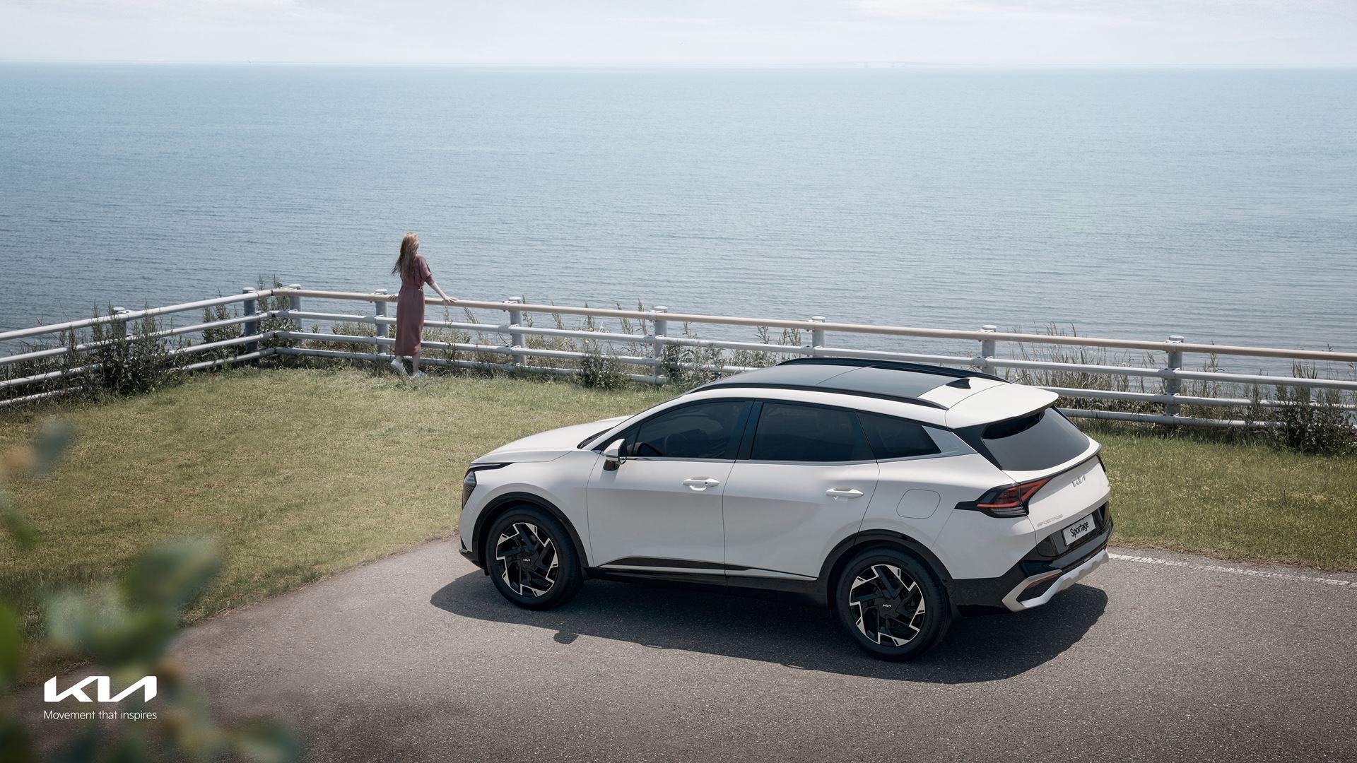 Kia presents all-new Sportage, the ultimate urban SUV - Image 4