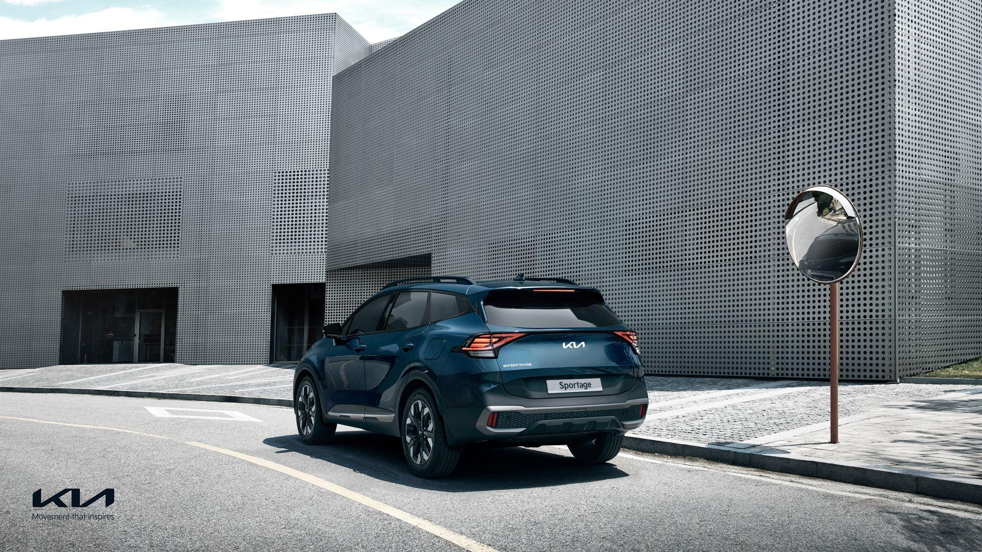 Kia presents all-new Sportage, the ultimate urban SUV - Image 6